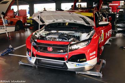 TCR-HART Honda Civic TCR