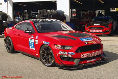 KohR Motorsports Ford Mustang GT4