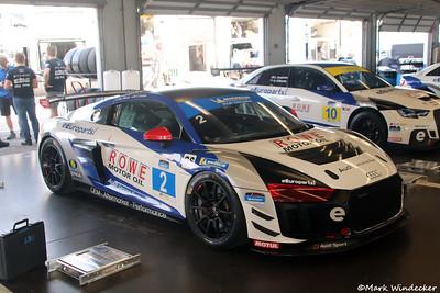 eEuroparts.com ROWE Racing Audi R8