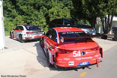 JDC-Miller MotorSports Audi RS3 LMS TCR DSG