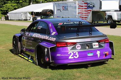 Fast MD Racing Audi RS3 LMS TCR DSG