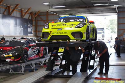 Park Place Motorsports Porsche 718 Cayman GT4 Clubsport