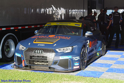 Roadshagger Racing by eEuroparts.com Audi RS3 LMS TCR DSG