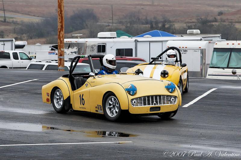 CVAR Vintage Car Practice 12-01-07