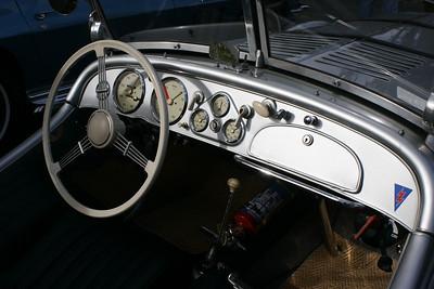 1936 BMW 328 Interior