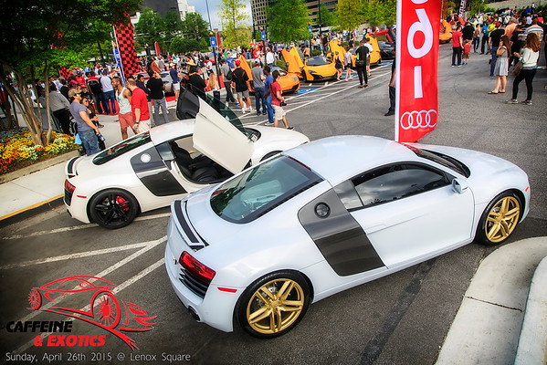 Caffeine and Exotics April 26th, 2015