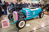 1929 Ford Roadster owned by Diana Branch name The Honey Dew