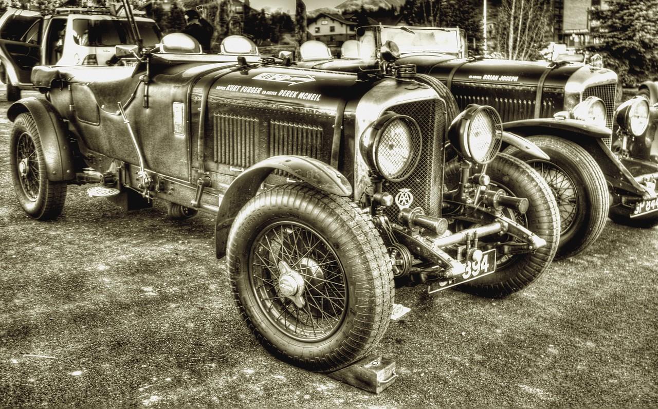 Oldies 1931 8 Liters Bentley