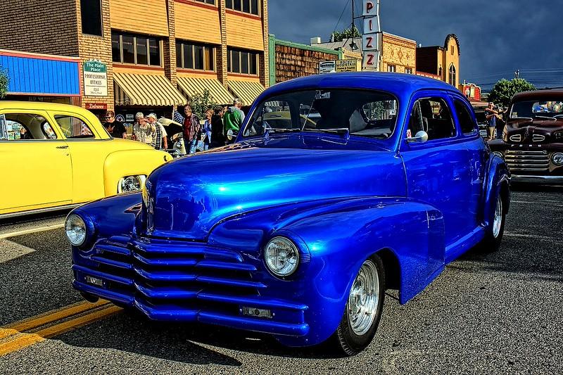 Gunnison blues