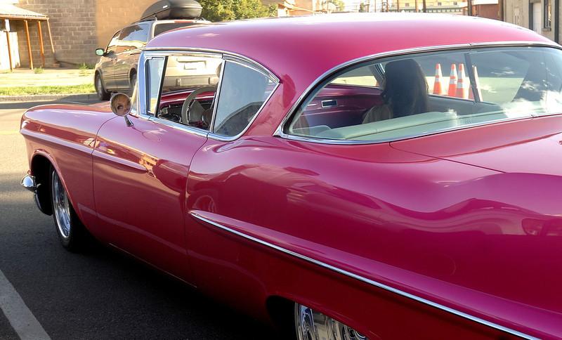 1957  Pink Cadillac