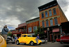 Yellow on Main Street