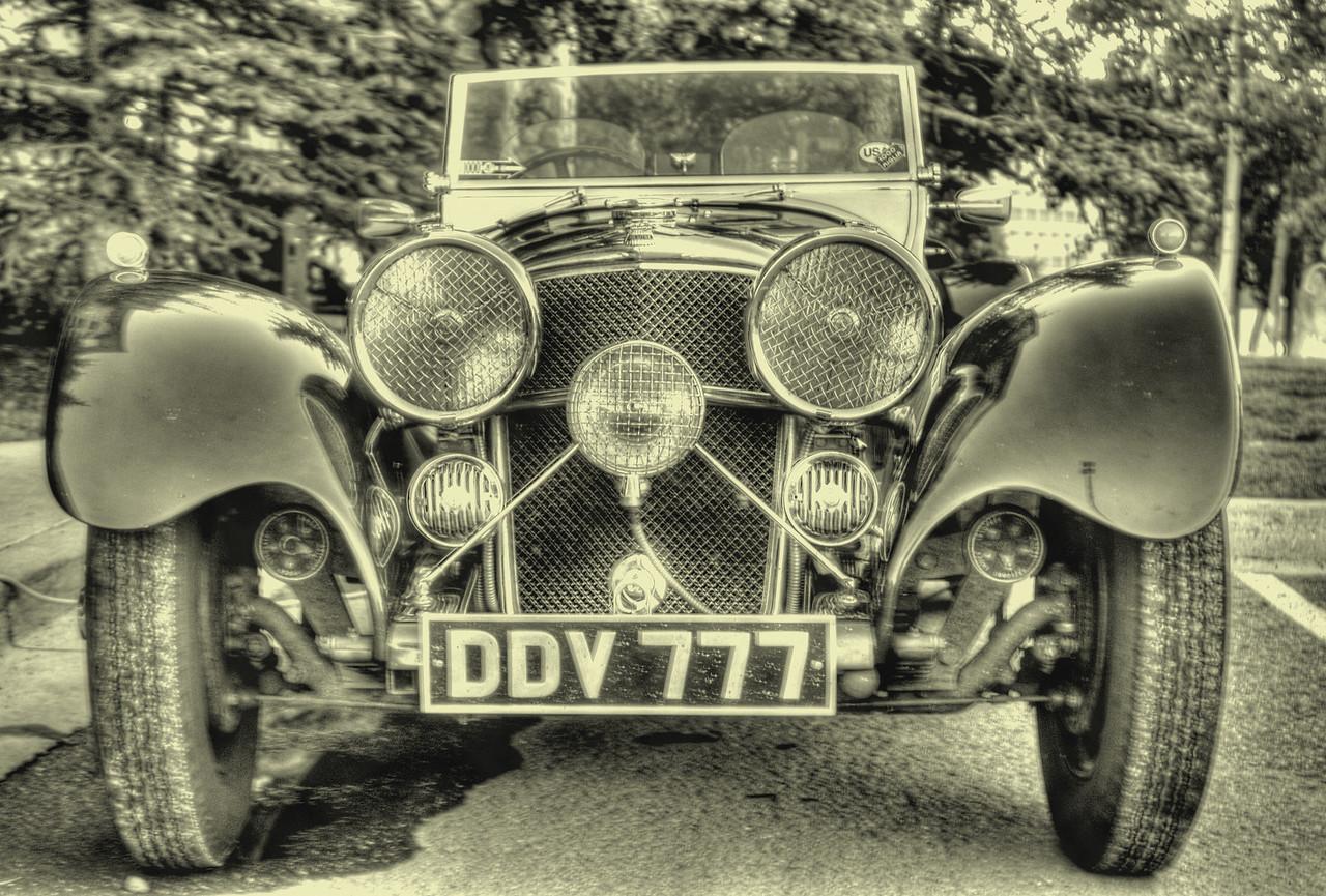 Goldies (1931 8 liters Bentley )