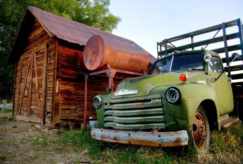 Barn Truck