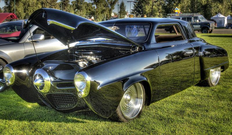 1947 Stude Baker Starlight Coupe