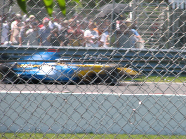 Canadian Grand Prix 2006 F1