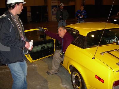 Canadian International Car Show 2012