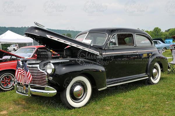 1941 Chevy 2 Dr. Sedan