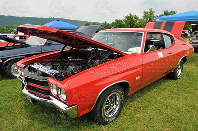 1970 Chevelle, 454