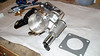 New throttle body, spacer, IAC and bracket.