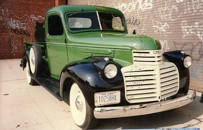 1945 GMC Pick up
