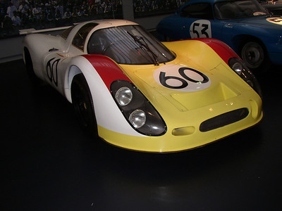 Porsche 908 LH (1968)