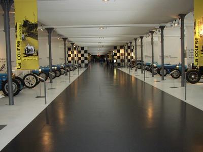 Bugatti Halle