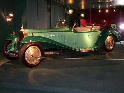 Bugatti Roadster Type 41 (1930)