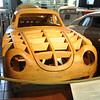 Porsche 356 Holz Modell