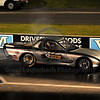 Racing at the Quit Motorplex in Kwinana Western Australia. Looks like a James Bond Mazda!