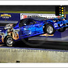 Wheel standing Commodore ute at Motorplex drag racing 08/01/2011