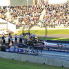 Racing at the Quit Motorplex in Kwinana Western Australia. Words cannot describe how loud the Top Fuel dragsters are at full throttle!