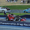 Racing at the Quit Motorplex in Kwinana Western Australia.This is kind of an engine with a bit of a car attached.