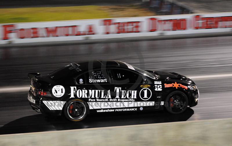 Brett Stewart from Formula Tech and now also Walkinshaw Performance.