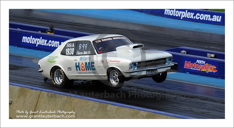 Having a wheely good time at the drags :o)