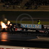 Top Fuel Dragster racing at the Quit Motorplex in Kwinana Western Australia.