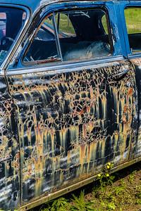 Rust Arabesque
