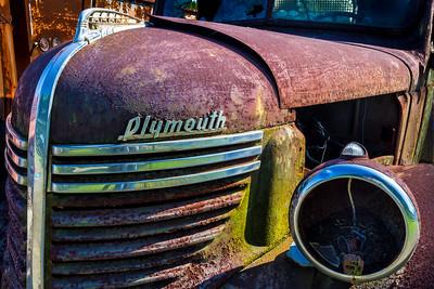 Plymouth Pickup