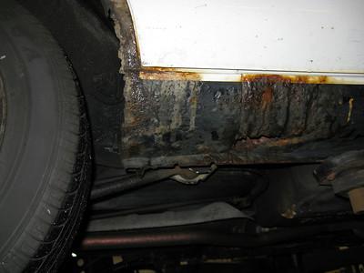 Car Rot