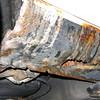 Right rear rocker-panel
