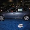 2008 Mazda Mazdaspeed3 in Cosmic Blue (side view)