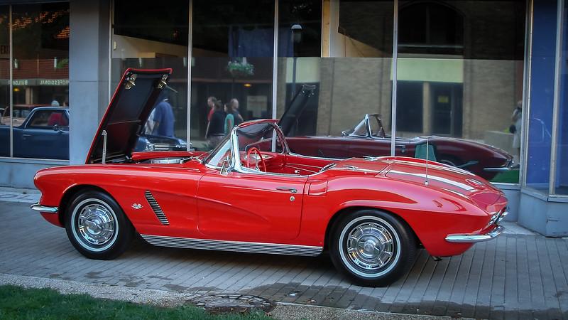 1962 Corvette Roadster