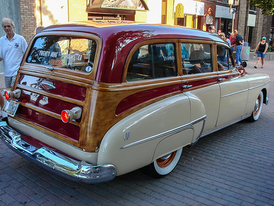 1950 Oldsmobile 88 Futuramic