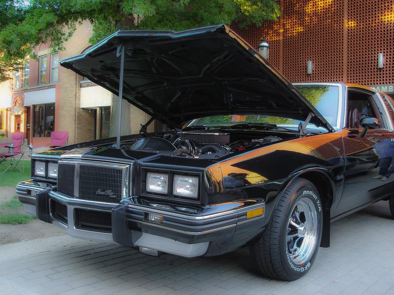 1985 - 1987 Pontiac Grand Prix