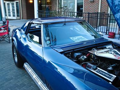 1968 427 Corvette Coupe