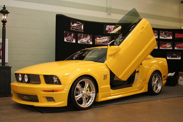 Car Show - March 12, 2006