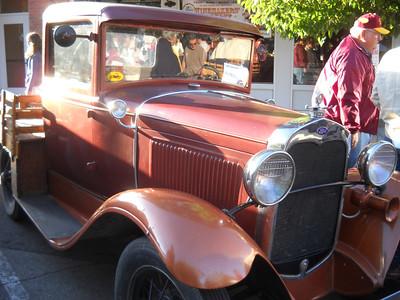 Car Show at Paso Park May 2010