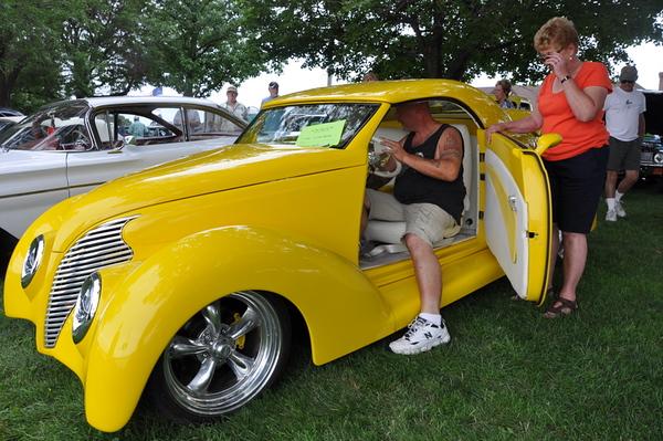 2010 Car Show, Palmer Park, St. Clair, MI