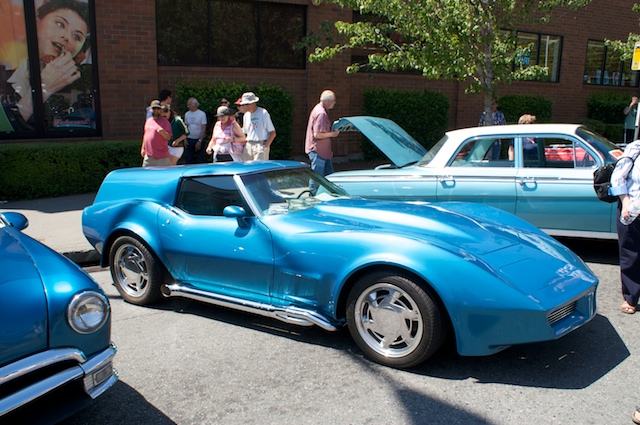 Used to be a Corvette.  (sigh...)