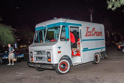 Ice Creame Van
