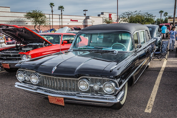 Hearse - Oldsmobile